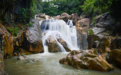 Интересные водопады Бахо: подробности для туристов и путешественников