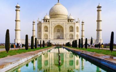 Туры и экскурсии по Индии. Как попасть в Тадж-Махал из Дели?