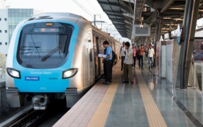 Все о передвижении на метро по городу Мумбаи
